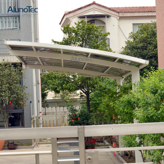 New Product Garages Canopies Carports Polycarbonate Aluminum Car Shelter System