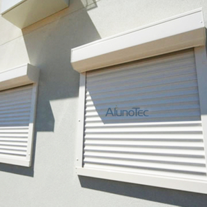 Waterproof Insulation Aluminum Roller Shutter