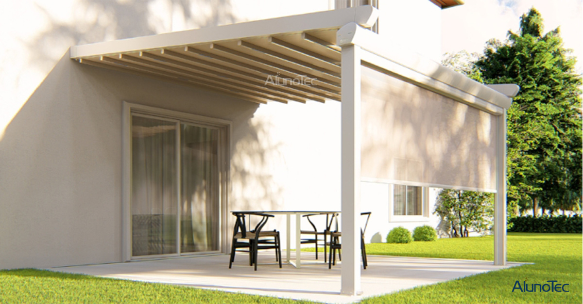 Retractable Awning,Pergola Awning System