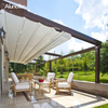 Outdoor Folding Automatic Retractable Roof Pergola
