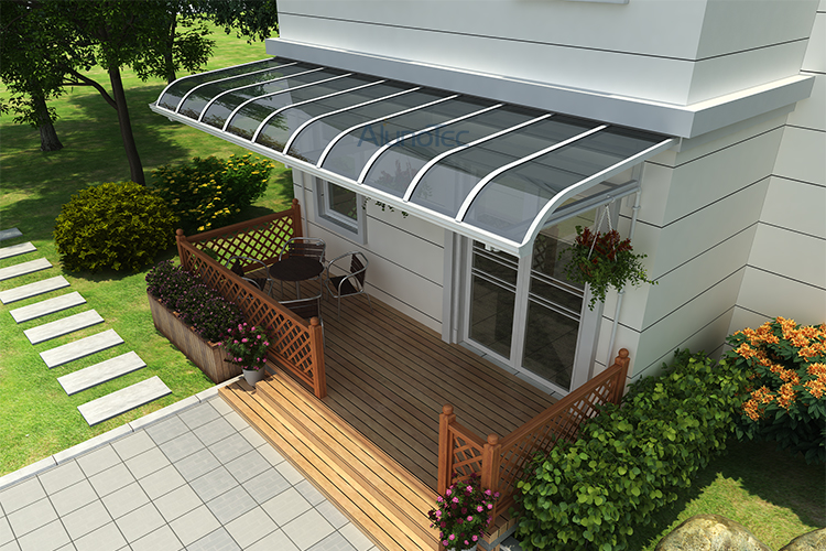 Factory Price Polycarbonate Sheet Window Awning Canopy ...