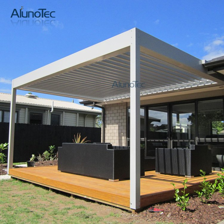 Why choose aluminium pergola for your house