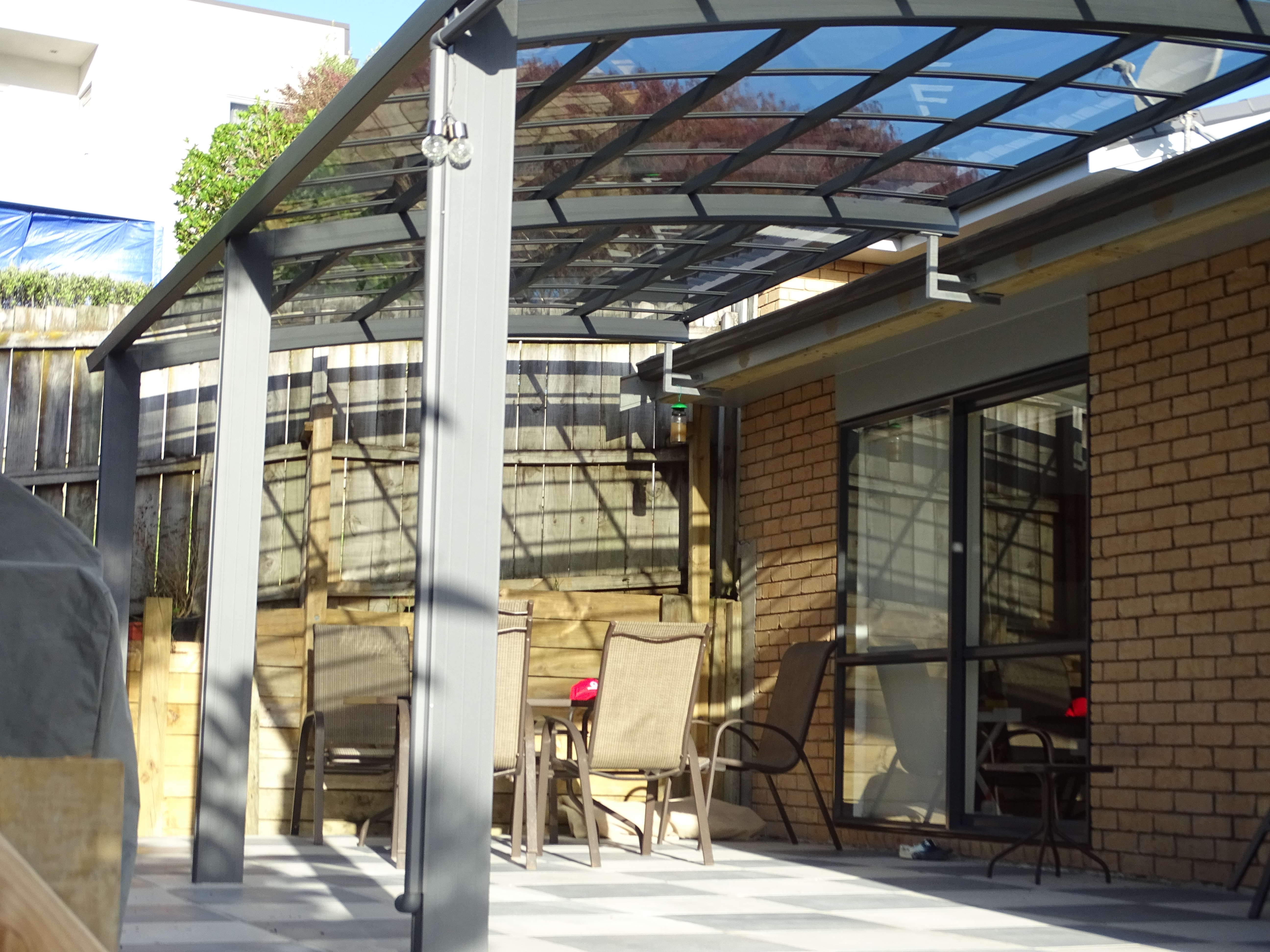Feedback From Aluminum Carport Canopy Client
