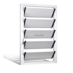 Exterior Aluminum Louver Blade Windows