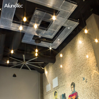 Best Selling Aluminum Composite Panel Ceiling Used for Indoor