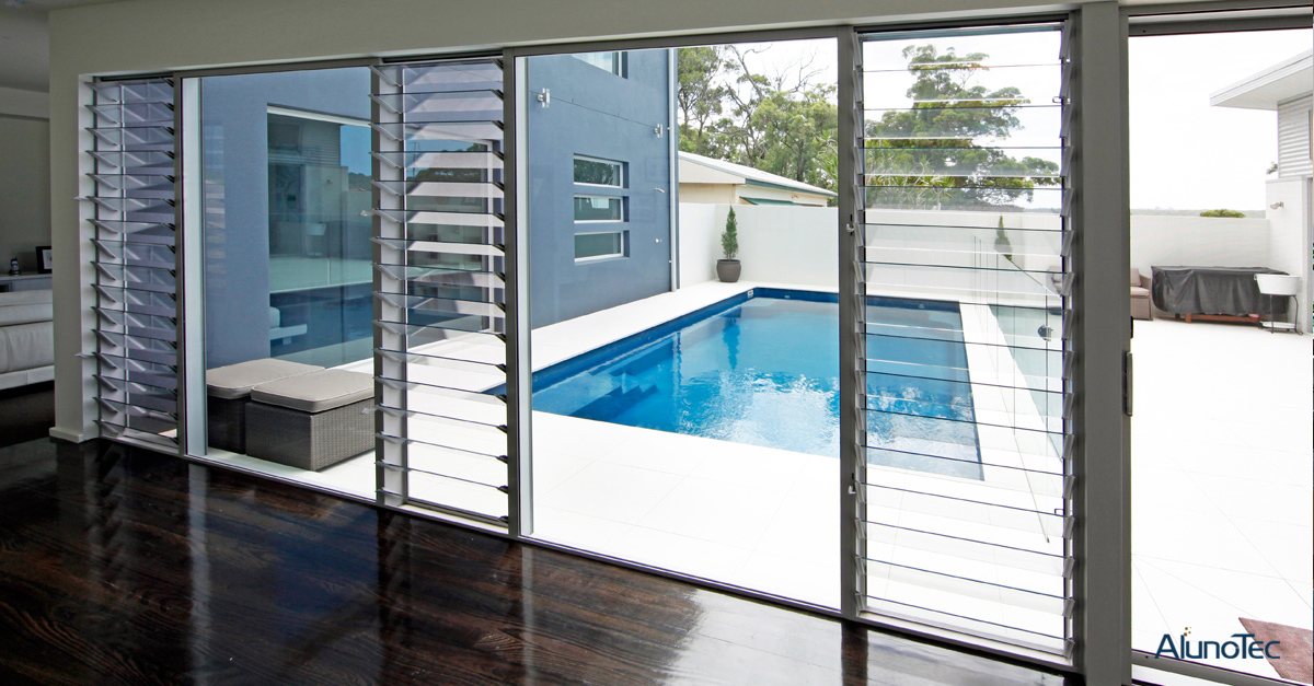 Why Louver Window Frame Becomes a Growing Trend?
