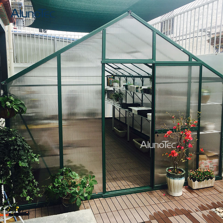 Greenhouse Project Case
