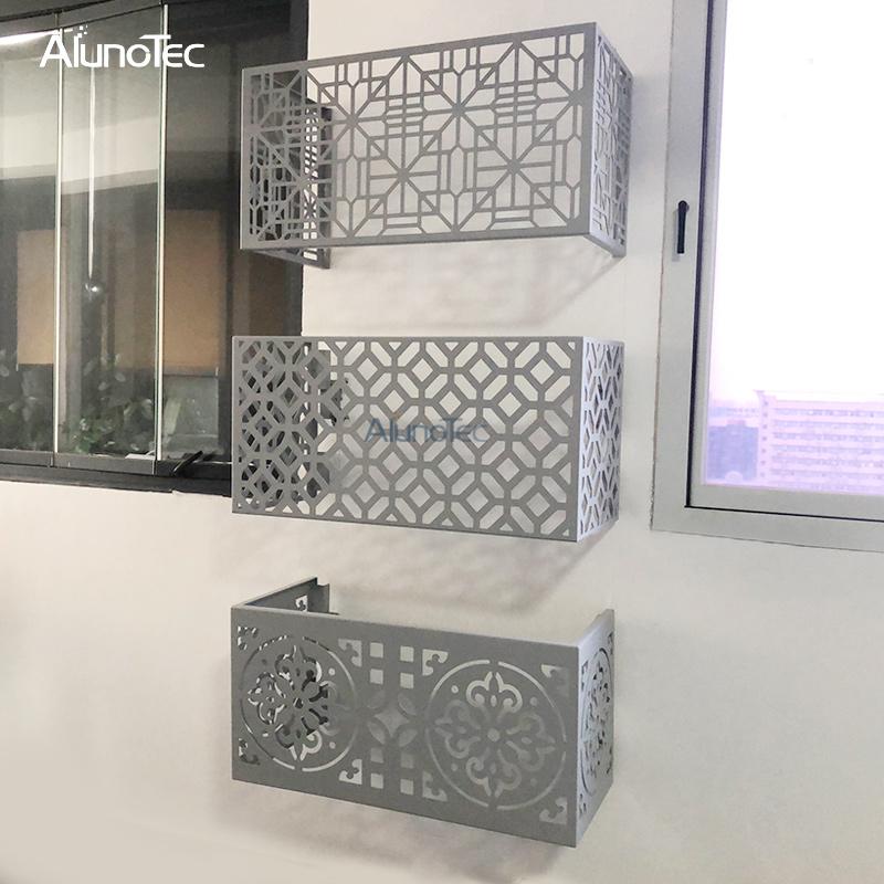 Outdoor Powder Coating Aluminum Air, Outdoor Air Conditioner Covers