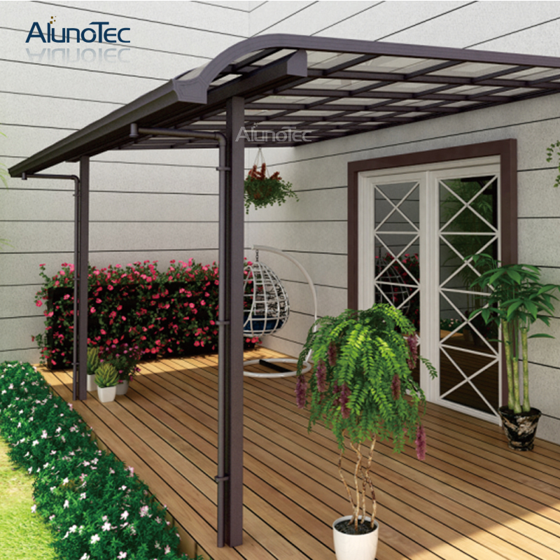 Best Selling High Snow Load Polycarbonate Patio Roof