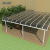 Outdoor Waterproof Aluminum Canopy Awning Roof for Window Balcony Patio Cover