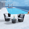 2 Seaters Outdoor Patio Furniture Garden Sofa Sets