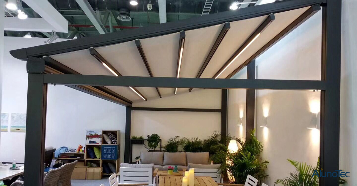 Retractable Roof's design option and mainly design option