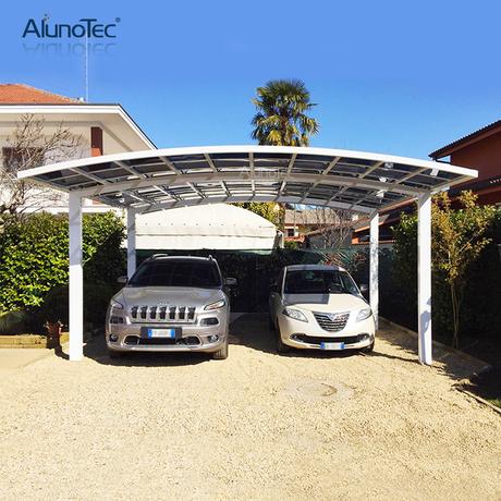 Outdoor Polycarbonate Aluminum M Style Carport For Car Garage Buy Outdoor Carport M Style Carport Car Garage Carport Product On Aluminum Pergola Alunotec
