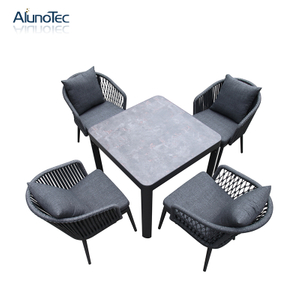 Patio Outdoor Furniture Dining Set Garden Furniture Table Set